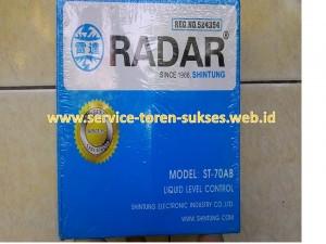 Radar sintung