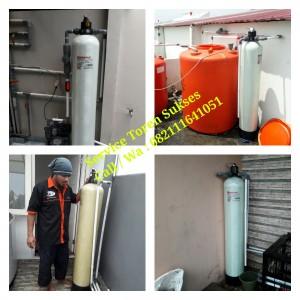 jasa pemasangan filter penjernih air
